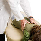 Chiropractors can help with the pain but are not able to cure auto-immune arthritis cases.