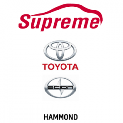 Supreme Toyota Donates to Hammond High Magnet School Athletics Program