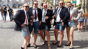 More Men Opting For Alcohol-Free Stag Dos