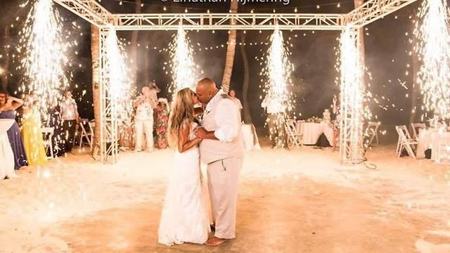 Aruba Weddings On Pinterest Receptions
