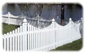 What Is 'in' in The Fencing Backyard?