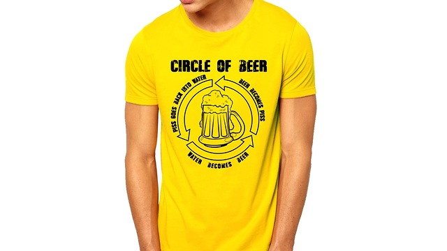 17c123bce3 New Funny Beer T-shirts Target Beer Lovers and Assists Small Businesses