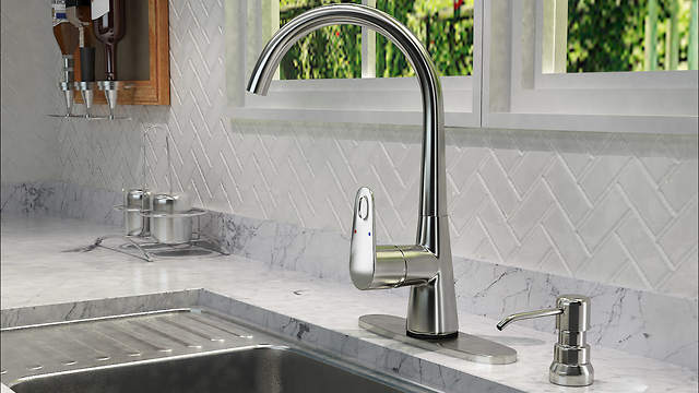 Ultimate Kitchen Announces November Discount On Sink Faucet