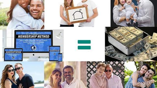 Promotion  Membership Sites Membership Method April 2020