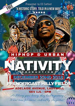 Hip Hop and Urban Nativity Concert Is Retelling of Historic Story of Christmas