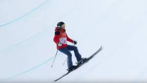 US Born Hungarian Skier Delivers Viral Performance at the Olympics