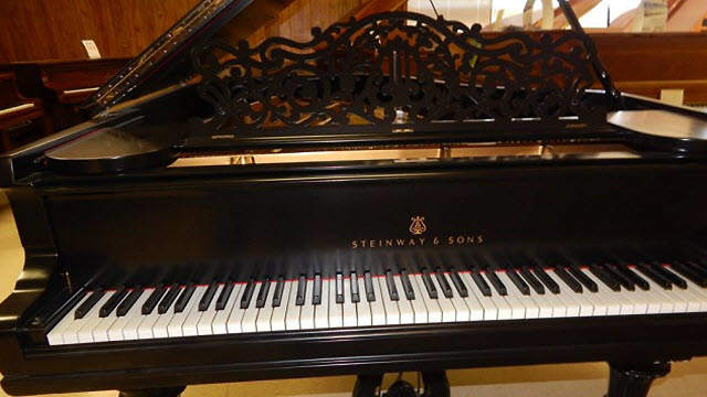 Atlanta Piano Restorations offers Steinway pianos.