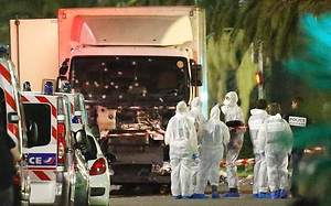 """I saw people go down"" - Truck 'terrorist' kills 84 in Nice"