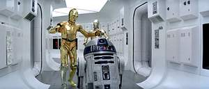 Robot R2-D2 Used in Star Wars Sells for $2.76 Million