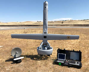 Martin UAVs V-BAT Achieves 15,000 ft and 50 miles at JIFX