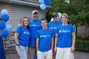 New DotCom HQ Turns Heads With #1 Event in Mays Landing