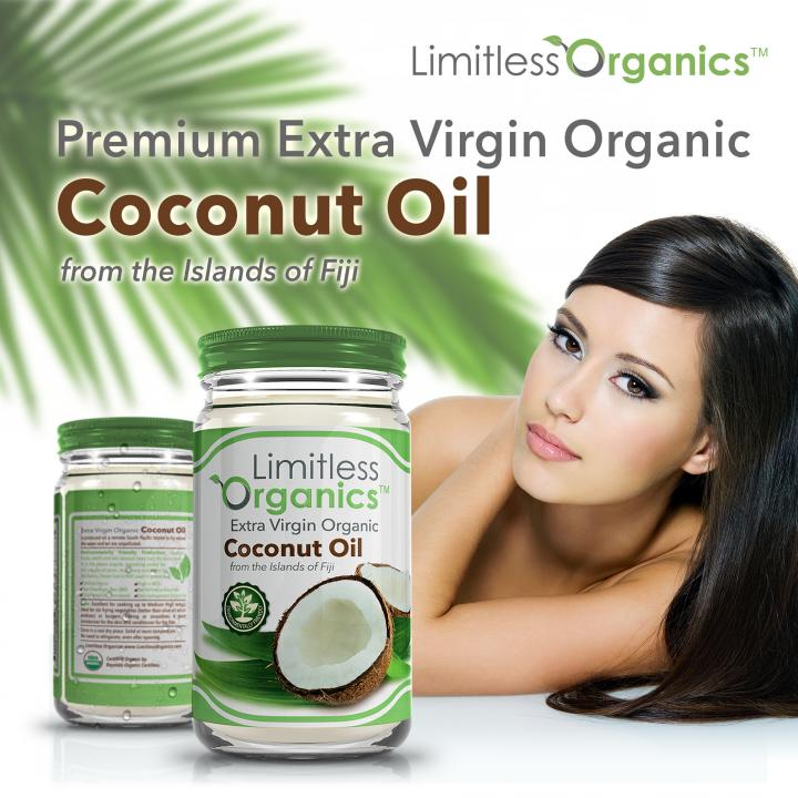 oil coconut Fijian virgin