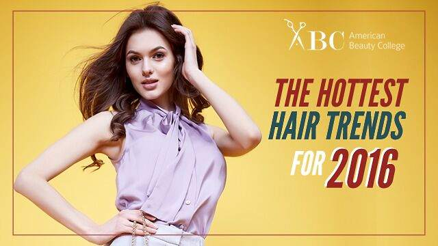Hottest Hair Trends for 2016