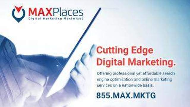 The MAXPlaces Marketing
