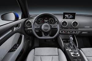 City Driving Has Never Been Easier With the New Audi A3 2018