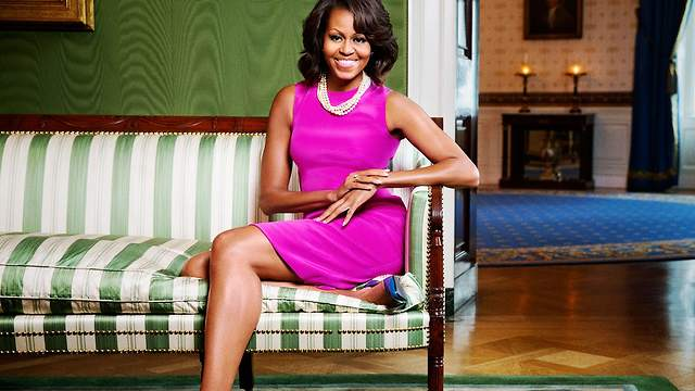 TIME Names Michelle Obama Style Icon in 2016