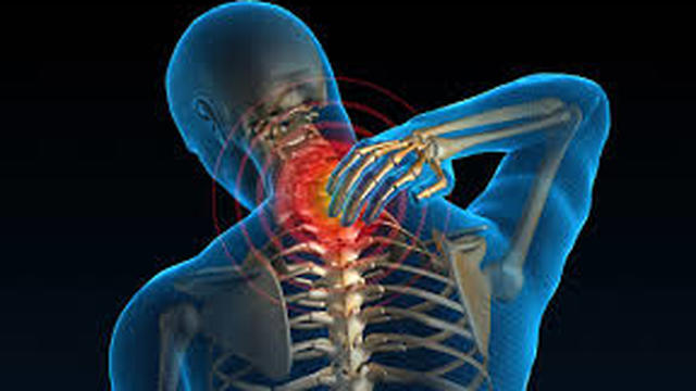 Cold Laser Therapy helps stop Neck pain