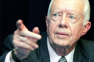 Ex-President Jimmy Carter has Cancer to Brain and Liver