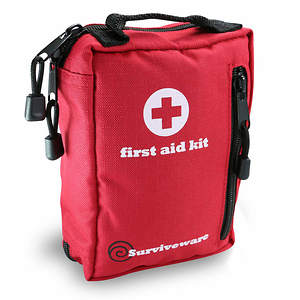 Surviveware First Aid Kit Hits New Benchmark on Amazon