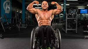 Bodybuilder Who Pretended to Be Wheelchair-Bound for Injury Payout Caught Doing Press-Ups