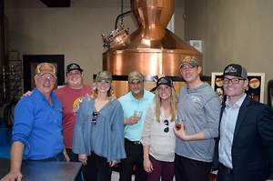 Whiskey Hollow Distillery Honored by Gaylord Texan