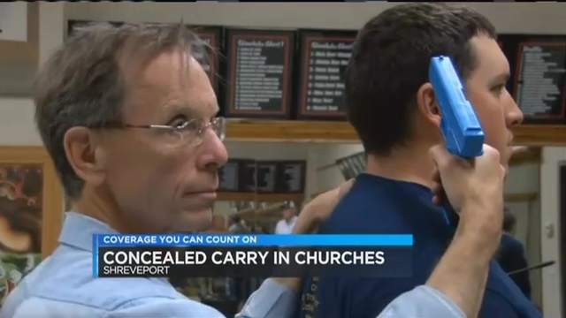 Shreveport Concealed Carry Classes