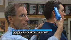 Concealed Carry Shreveport Meets Church Security