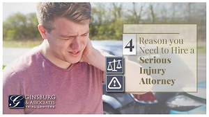 4 Reasons You Need to Hire a Serious Injury Attorney