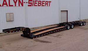 Texas Trailer Manufacturer Gooseneck Lowboy and Custom Design Services Launched
