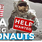 NASA is hiring astronauts