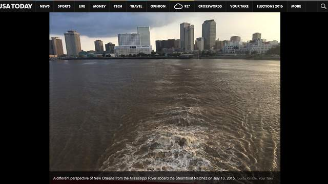 Lorita Kimble, Online Media Strategist, has Photo Featured in Photo Essay on USA Today's Best of New Orleans