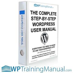 WordPress User Manual Training for Businesses Launched