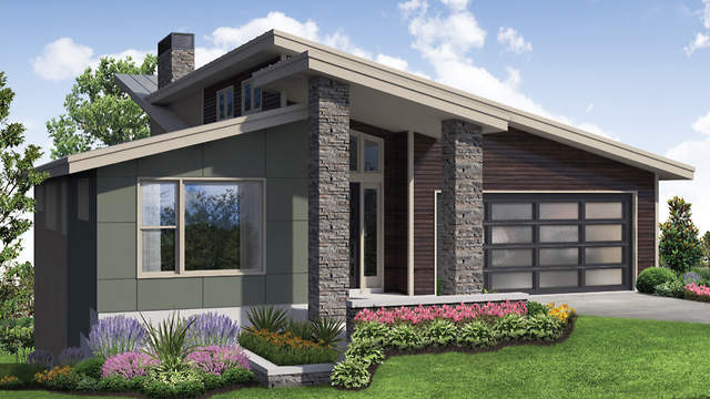 The Modern Side of Things: Three Exterior Home Designs That Are ...