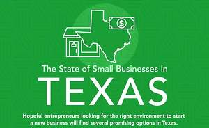 Texas Small Business Facts