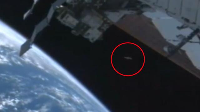 NASA Cuts ISS Live Stream After UFO Sighting