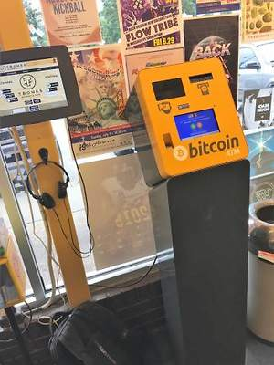 Hattiesburg MS Bitcoin ATM P2P Cryptocurrency Buy and Sell Station Launched