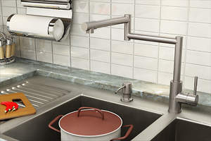 Ultimate Kitchen Announces Sink Faucet Is Well Received