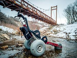 What Can You Do in an All-Terrain Wheelchair?