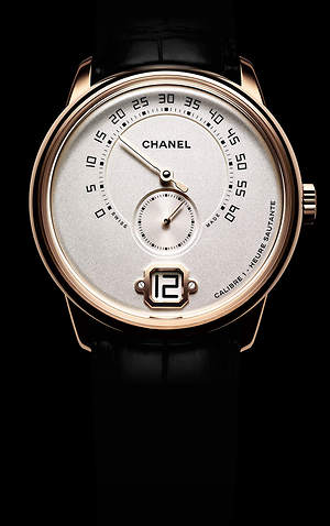 Bernie Robbins Jewelers to Carry the MONSIEUR by CHANEL, a New Timepiece for Men