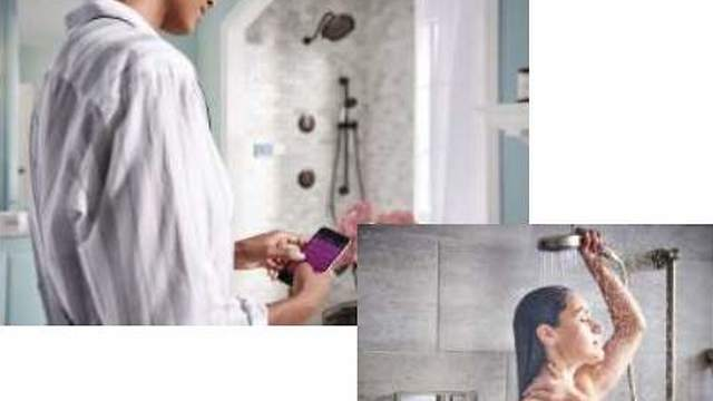 PDM offers Moen Smart Shower fixtures.