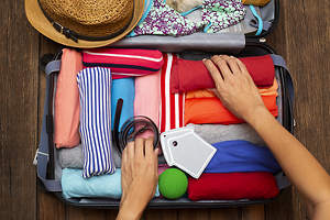 Items You Should be Carrying in Your Hand Luggage