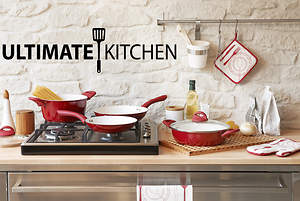 Ultimate Kitchen Starts New Pinterest Business Page