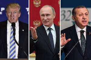 The US and Turkey 'War' Gives Russia the Historical Chance to Hurt NATO