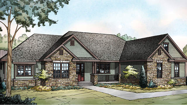 ranch home plans, ranch house plans