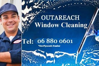 Professional Window Cleaning Business in New Plymouth NZ Tops 20 Years Of Service