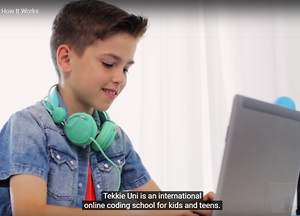 Robotics for Kids Computational Thinking Online Coding Course Guide Launched