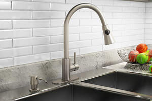 Ultimate Kitchen Provides No-Leak Faucets to Homeowners