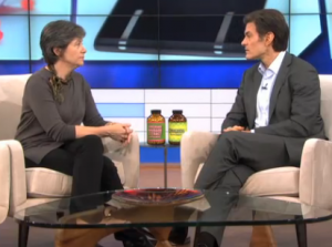 Herbal Menopause Remedy For Hot Flashes Featured On The Dr Oz Show