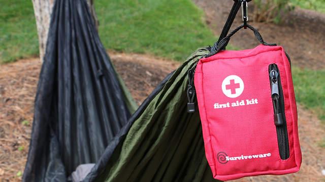 first aid kit u0026 hammock you always need a hammock