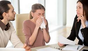 10 Ways to Reduce Sickness in the Office